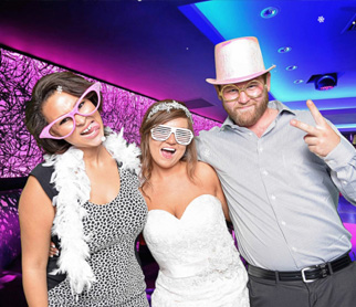 Wedding Photo Booths: Rentals For Michigan Weddings & Bridal Shower | FotoBomb - justmarried